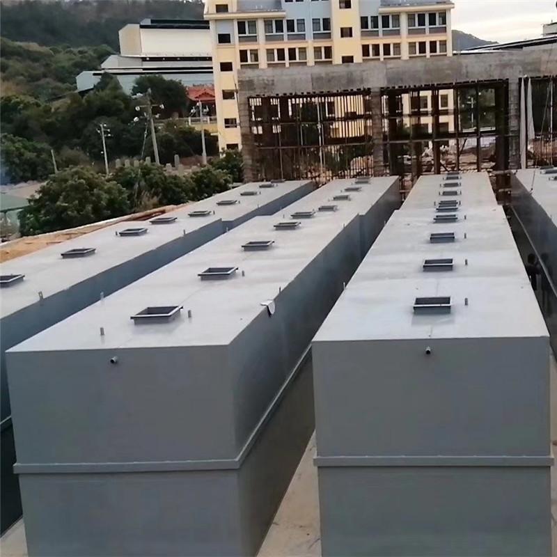 重庆一体化污水处理设备 星宝环保定制