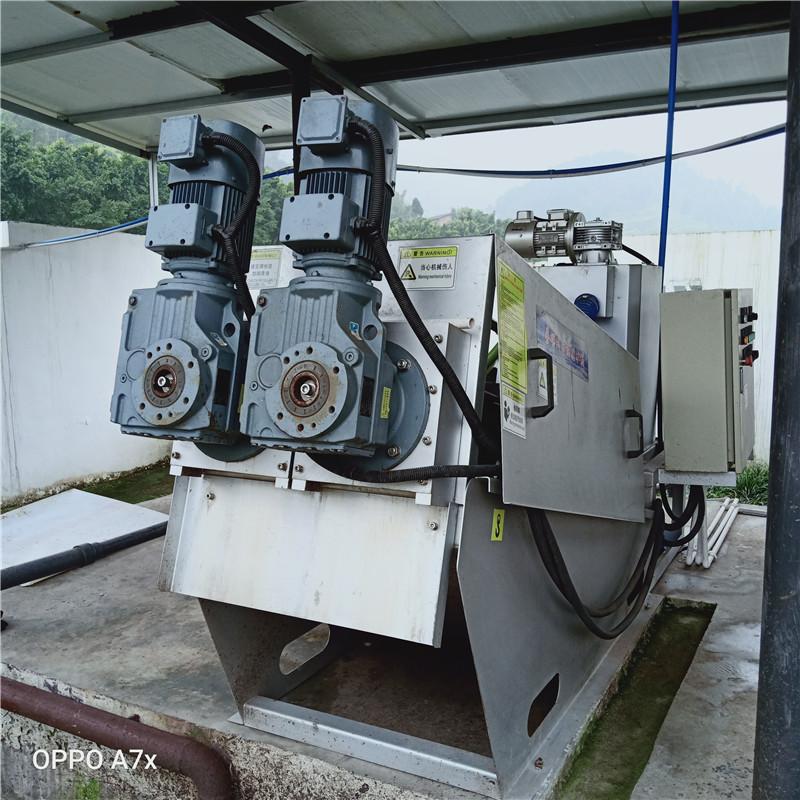 重庆 不锈钢泥水分离机 泥沙脱水机 安装设计 欢迎咨询
