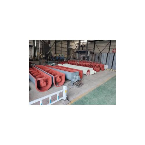 河北唐山无轴螺旋输送机生产厂家|河北正域|公司资质全