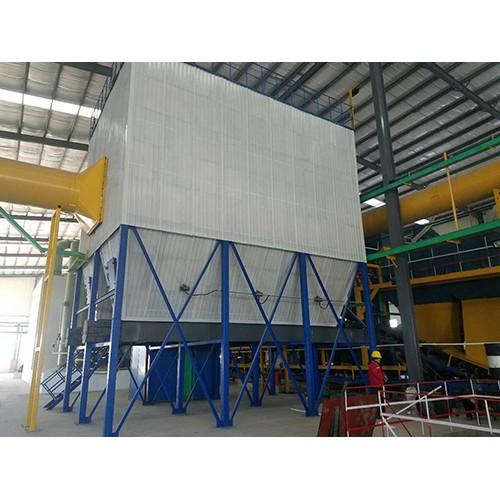 青海西宁锅炉脉冲除尘器「云中环保」锅炉布袋除尘器出售