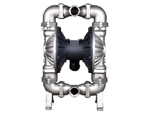 甘肃矿用气动隔膜泵企业_泊头鑫达公司加工生产气动隔膜泵