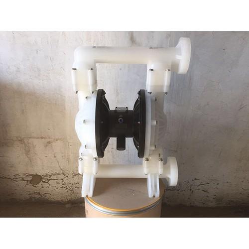 四川气动隔膜泵企业|泊头鑫达公司加工生产塑料气动隔膜泵