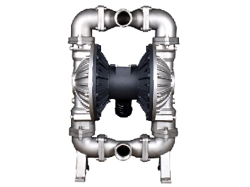 内蒙古工程气动隔膜泵生产-泊头鑫达泵业厂家加工气动隔膜泵