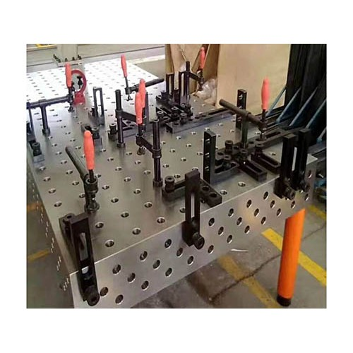 三维柔性焊接平台加工厂家/久丰量具质量保证