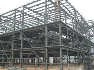 朝阳彩钢钢构安装企业 福鑫腾达彩钢厂家订制钢结构工程