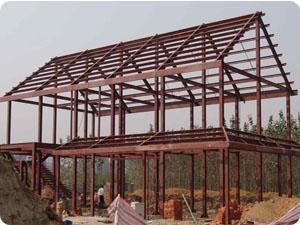 门头沟钢结构设计厂家-北京福鑫腾达彩钢钢构厂家定制