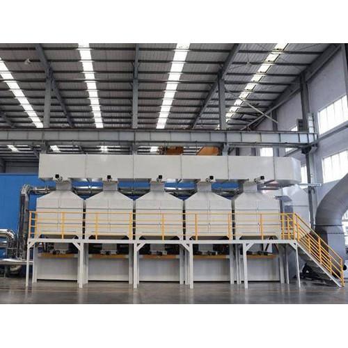 江苏南京催化燃烧废气处理设备「华晨环保」催化燃烧设备厂家