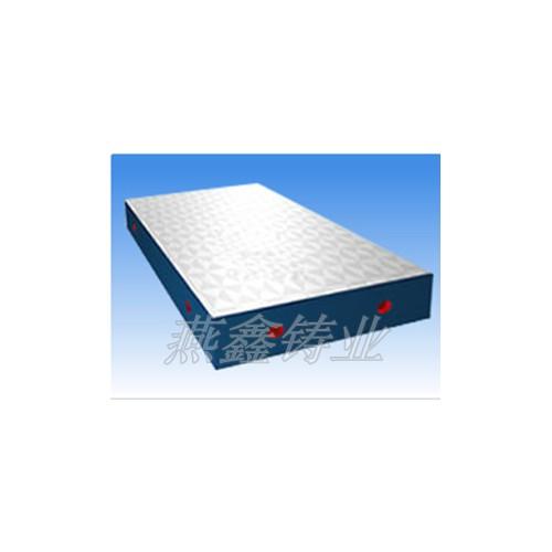 重庆铸铁焊接平台厂家|峻和机械加工定做铸铁平台