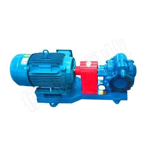 贵州贵阳不锈钢齿轮油泵「衡屹泵业」不锈钢油泵厂家价格