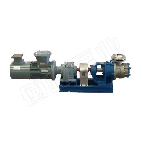 广西南宁高粘度齿轮泵「衡屹泵业」高粘度齿轮油泵行业制造