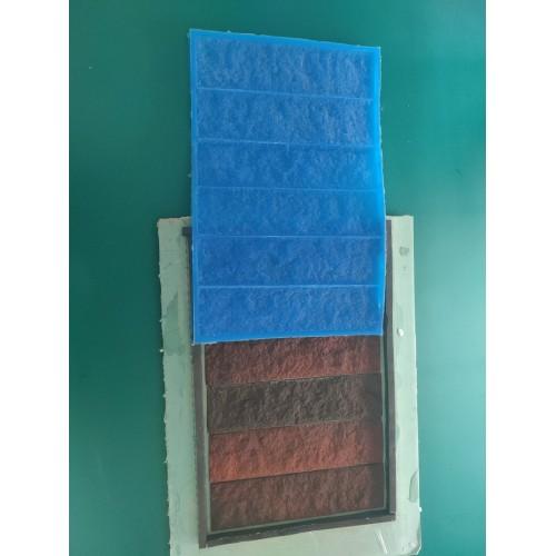 mcm软磁新型建筑软磁模具硅胶  软板模具硅胶