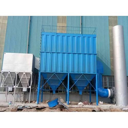 广东锅炉布袋除尘设备/濯海环保加工生物质锅炉除尘器