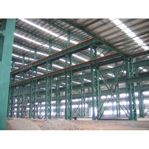 怀柔彩钢钢构设计厂家/福鑫腾达彩钢钢构厂家订做轻型钢结构别墅
