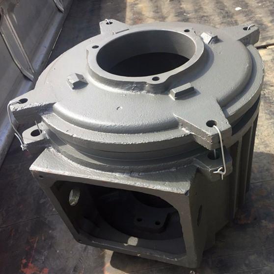 YZR160L端盖 电机滑环盖 起重电机端盖 滑环电机端盖