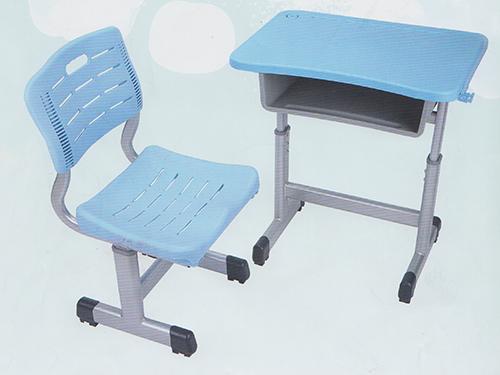 甘肃学生课桌椅制造企业 鑫磊厂家现货 承接定做