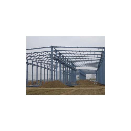 延庆彩钢钢构工程厂家_福鑫腾达彩钢厂家定制轻型钢结构别墅