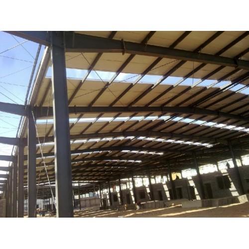 东城哪里有做钢结构的施工_福鑫腾达彩钢厂家定制北京彩钢钢结构