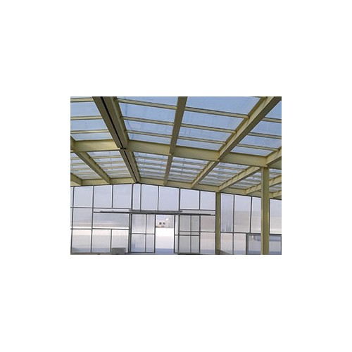 北京哪里有做钢结构的企业~北京福鑫腾达彩钢承包钢结构玻璃顶