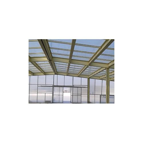 通州钢结构安装企业|福鑫腾达彩钢厂家定做钢结构玻璃顶