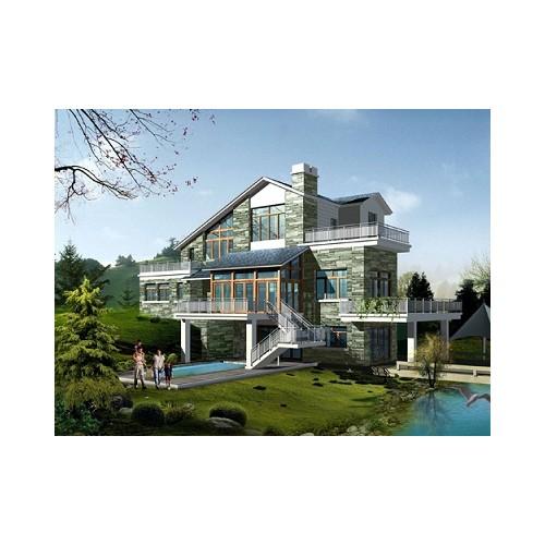 河北轻钢集成别墅销售商/安至家建筑工程/厂家销售集成轻钢房屋