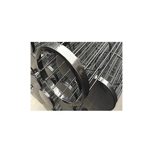 河北唐山喷塑除尘骨架袋笼尺寸定制|正威|生产厂家工期短