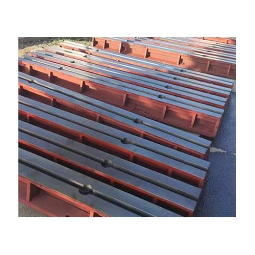 北京T型槽地轨订制加工/华港机械铸造
