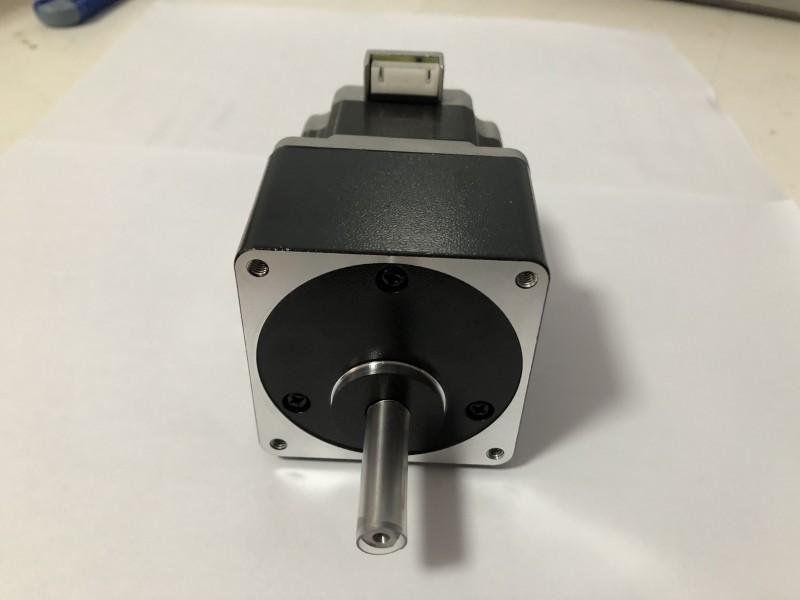 信浓60减速步进电机 S60D120A-MA018偏心一体式