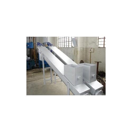 广东广州LS型螺旋输送机型号报价 正域环保 生产厂家价格