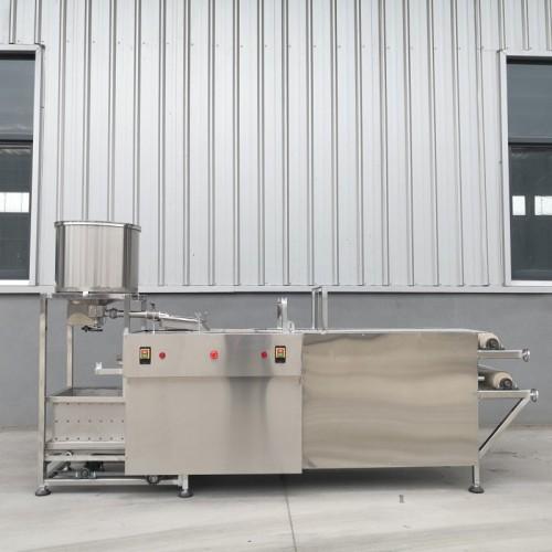 小型豆腐皮机  时产100斤豆腐皮  全自动豆腐皮机价格