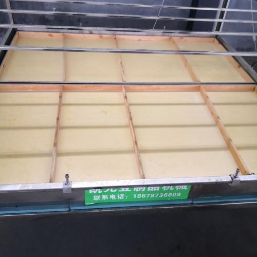 小型腐竹机  半自动腐竹机价格  日产150斤腐竹