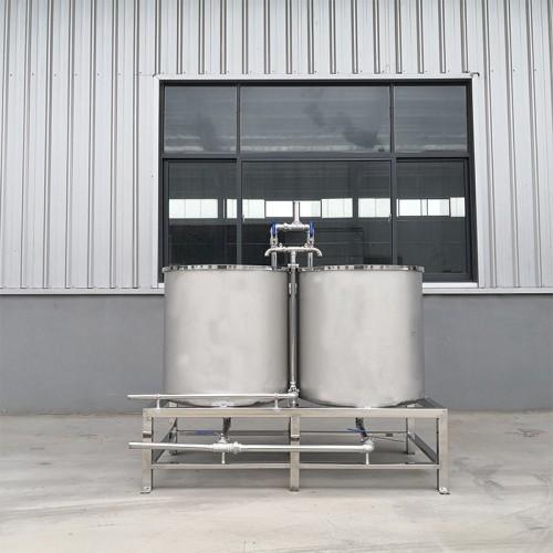中型两连煮桶全不锈钢 配合中型大型生产线 特点两连煮