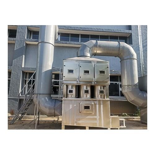 陕西西安不锈钢喷淋塔「科信环保」不锈钢旋流喷淋塔供应