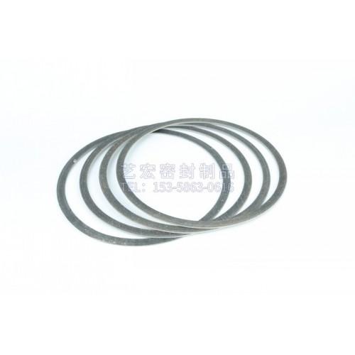 河南石棉垫片生产厂家-艺宏密封加工石棉橡胶垫黑灰