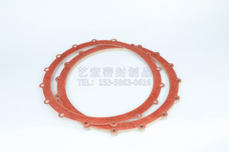 山东石棉法兰垫片生产-泰州艺宏密封订做石棉法兰垫片