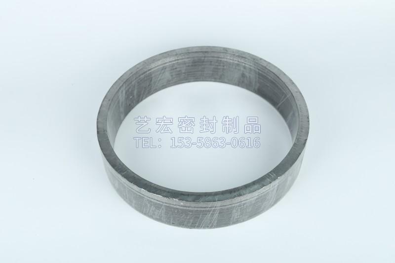 湖南石墨钢丝垫片定制-艺宏密封订制石墨复合垫