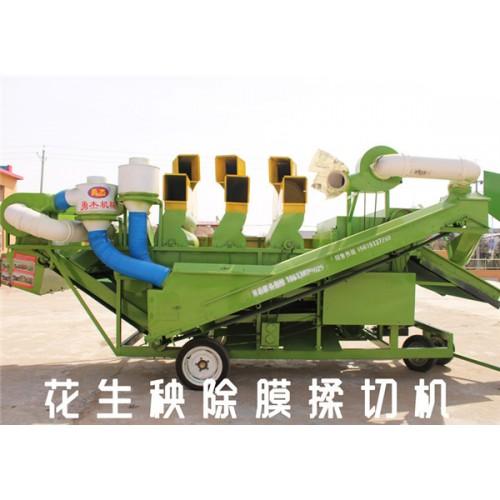 自走式摘果机厂家 大型自走式花生摘果机 自产自销
