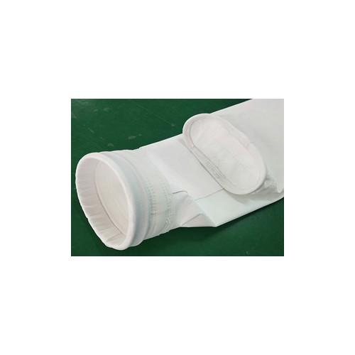 山东东营涤纶针刺毡除尘滤袋定做 正威环保 批发定制滤料优