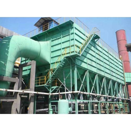 山东聊城气箱式脉冲袋式收尘器厂家制造|正威环保|现场制作安装