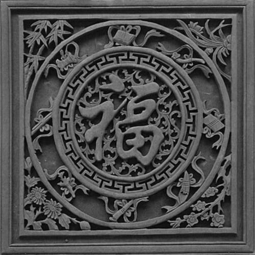 雕花仿古砖雕模具 石膏线模具硅胶