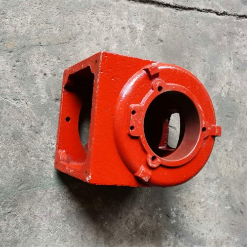 YZR180端盖 起重电机端盖 滑环电机高盖 起重电机滑环盖