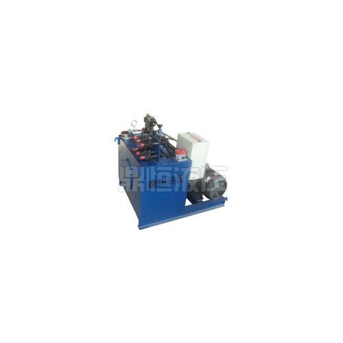 山西液压顶升企业~鼎恒液压机械~厂家定做YB-40型液压泵站