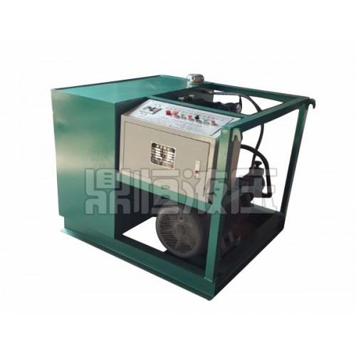 江西液压顶升生产厂家~鼎恒液压~厂家直营YB-60型液压泵站