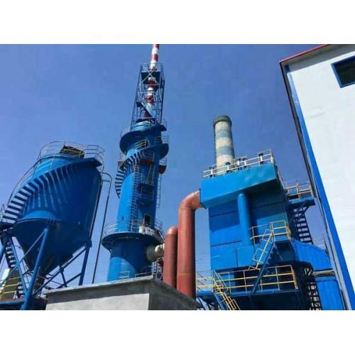 河北锅炉脱硫除尘器「聚风环保」锅炉脱硫袋式除尘器|用心设计