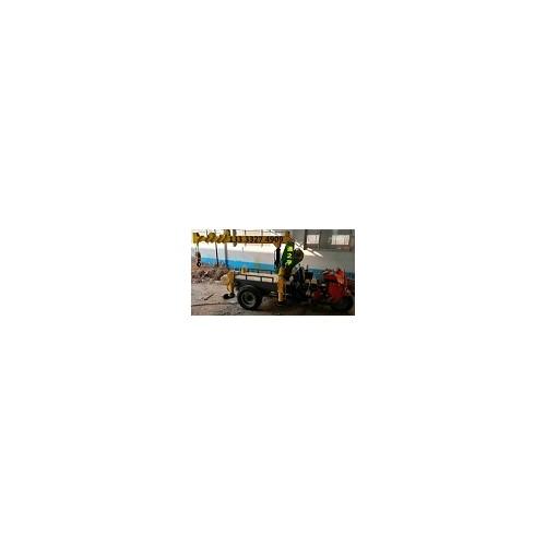 甘肃兰州小吊车安装「通之宇机械」随车吊#选材严格