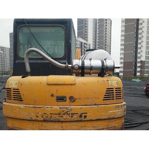 广东尾气净化器加工厂家-泰州俊志环保公司订做尾气净化器