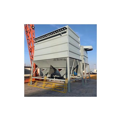 煤粉煤仓间脉冲布袋除尘器防爆除尘效率