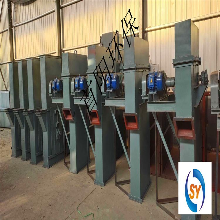 GX管式螺旋输送机提升高度工作原理