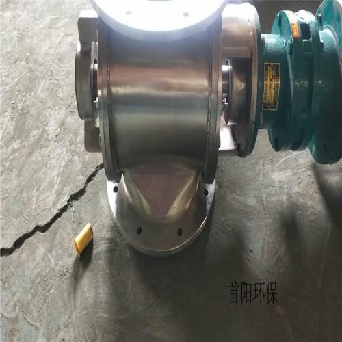 煤粉用星型卸灰阀防爆电机具备煤安证提高防爆等级