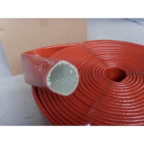 防火耐高温玻纤套管硅胶 玻纤布止滑布硅胶