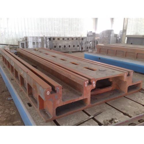 内蒙古床身铸件企业/泊头启翔工量具加工生产数控机床铸件